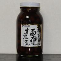 渋皮栗甘露煮〈S〉(54~72粒)(1100g)