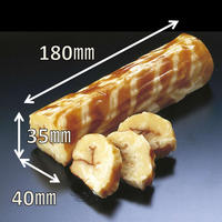 チーズ伊達巻〈小〉(40㎜X35㎜X180㎜、210g)