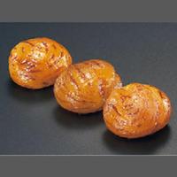 熊本県産栗甘露煮タイガーマロン(アルミ箔包み)約10粒/ポンド瓶
