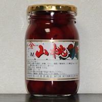 山桃シロップ漬けM(25~30粒)(450g)