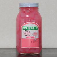 ナタデココ桃風味(910g)