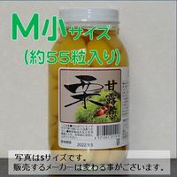 栗甘露煮M小(約55粒入り/瓶)x12瓶