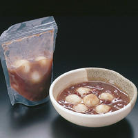 白玉ぜんざい(一人用の小分け包装で便利)100gX10袋