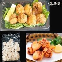 丸々としてコロッとした北海道産柳たこ唐揚げ(500g)x20パック