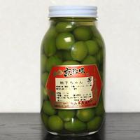 若桃甘露煮(シラップ漬け)(70-100粒入)x12瓶【スポット商材】