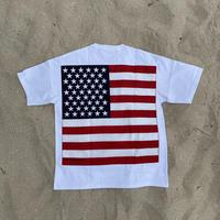 Selection of life. HAV-A-HANK Bandana Tee AMERICAN FLAG