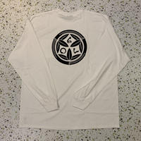 Selection of life. KAMON LOGO Tee White