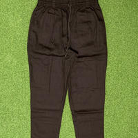 Selection of life. Twill Pants BLACK