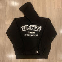 Selection of life. SLCTN Hoodie BLACK