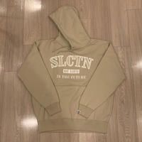 Selection of life. SLCTN Hoodie BEIGE