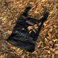 Selection of life. Eco Bag BLACK