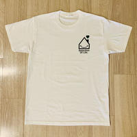 Selection of life. OUCHI LOGO Tee White