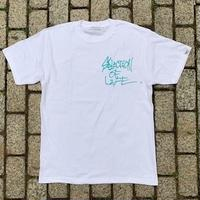 Selection of life. TEGAKI Tee White