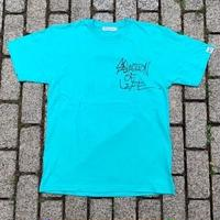 Selection of life TEGAKI Tee Aqua
