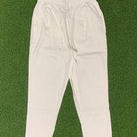 Selection of life. Twill Pants WHITE