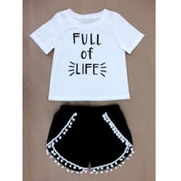 2pcs Tops-T & Pants
