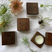 natural solid perfum