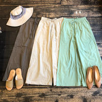 relax gaucho pants