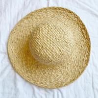 Madagascar faffia hat