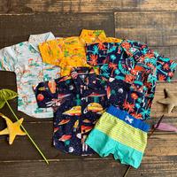 baby aloha shirt