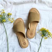 """EDER""nude sandal"