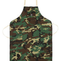 Pointer Brand Woodland Camo Shop Apron