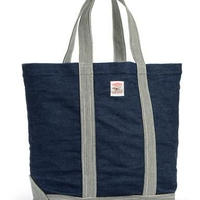 Pointer Brand Indigo Denim Tote Bag