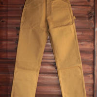 Round House Brown Duck Classic Carpenter Dungaree Jean