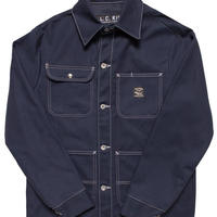 Pointer Brand Navy Duck Chore Coat ( Size M , L )