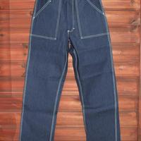 Round House Baker Pants ( Blue Denim )