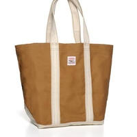 Pointer Brand Brown Duck Tote Bag