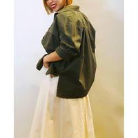 【Flamingo  firm(フラミンゴファーム)】カジュアルシャツジャケット
