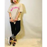 【ANNA KERRY(アンナケリー)】2wayビッグシルエットTシャツ