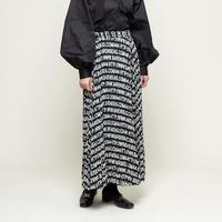 【先行予約】2194612 Thomas  magpie アルファベットプリントスカート