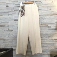 【LAYMEE(レイミー)】Cuby pantsキュビーパンツ