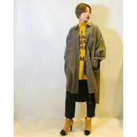 【CHIGNONSTAR(シニオンスター)】ビッグシルエットロングシャツ