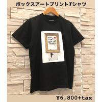 ストリートアートプリントTシャツ