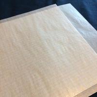 方眼紙柄のグラシンペーパー〈限定品〉 10枚セット