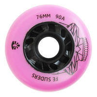 FLYING EAGLE Sliders Pink ウィール 90A 72mm/76mm/80mm 1個