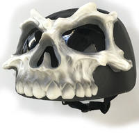 KRASH 3D Skullz ヘルメット
