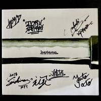 KATANA Limited Jacket [signed by all main cast]  (Aggressive Inline Skate DVD from JAPAN)