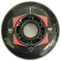 FLYING EAGLE RX Wings Black geometry red ウィール 80mm/88A