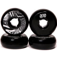 DEAD Wheels Team Silver RING 58mm88a 4個セット