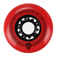 FLYING EAGLE RX Wings Red ウィール 72/76/80mm 1個