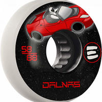 "Jeff Dalnas ""Rocket"" Pro 58mm 88A 4個セット"