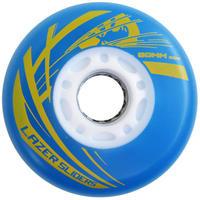 FLYING EAGLE LAZER Sliders ウィール ブルー 90A  72mm/76mm/80mm  1個