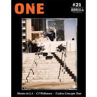 ONE magazine #21