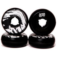 DEAD Wheels Team Silver RING 58mm95a 4個セット