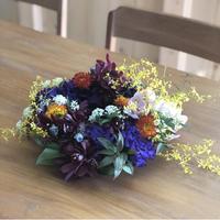 <SENBUN  flower message>Oライン