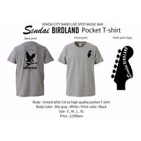 BIRDLAND Pocket T-SHIRT